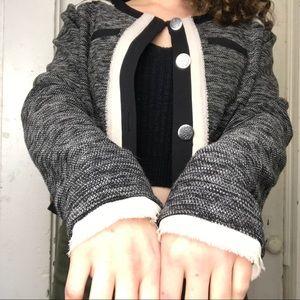Vince Camuto Jackets & Coats - Vince Camuto Tweed Style Blazer Jacket